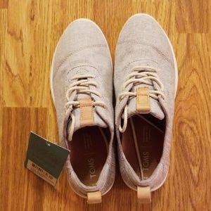 Drizzle Grey Chambray Mix Women's Cabrillo Sneaker